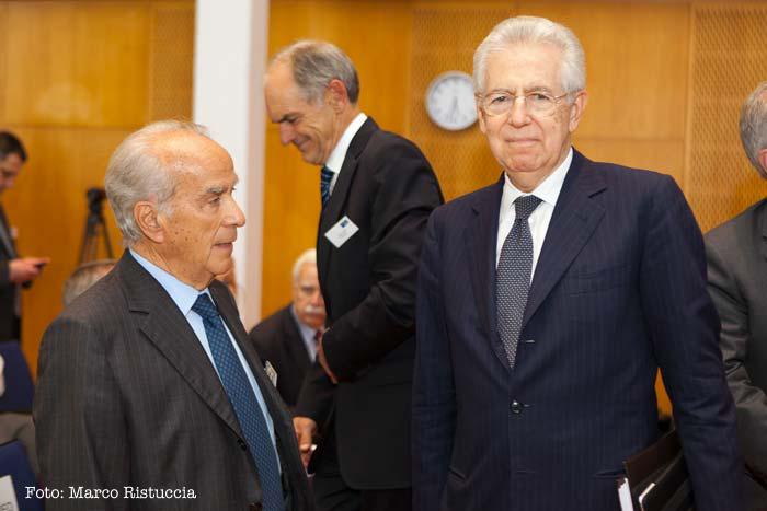 Mario Monti - Foto © Marco Ristuccia